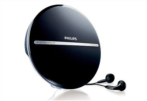 Philips EXP2546 MP3 CD-speler