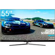 hisense 55u8qf led-televisie (139 cm - (55 inch), 4k ultra hd, smart-tv zwart