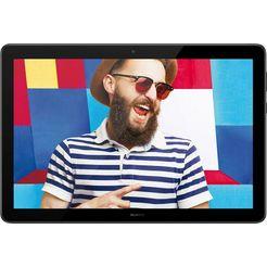 """huawei tablet mediapad t5 10 lte, 10,1 """", android, 24 maanden fabrieksgarantie zwart"""
