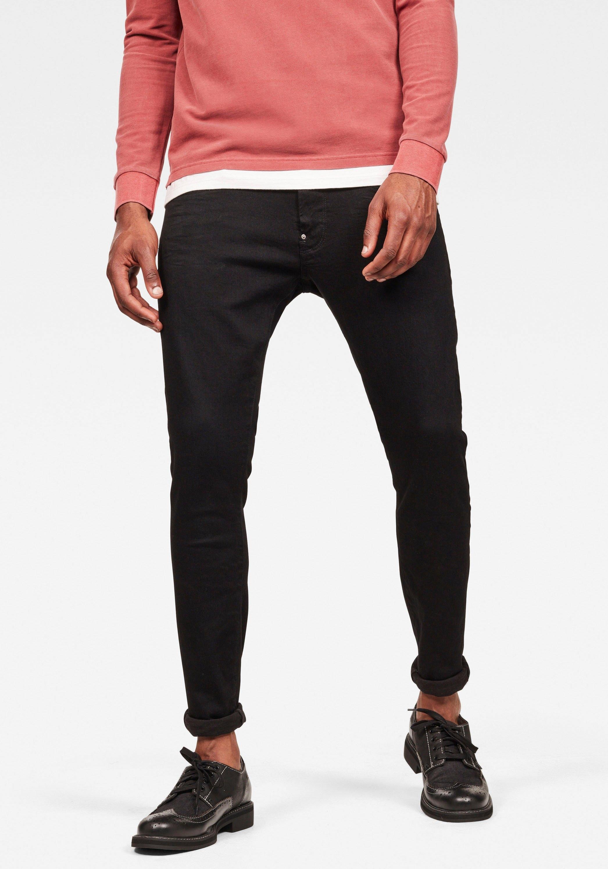 G-Star RAW G-STAR Slim Fit-jeans »Revend Super Slim« nu online kopen bij OTTO