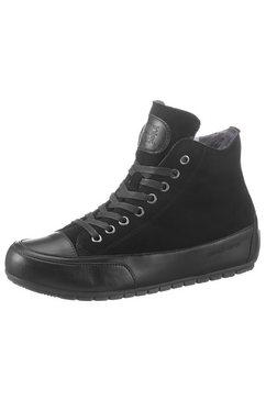 candice cooper sneakers »plus« zwart