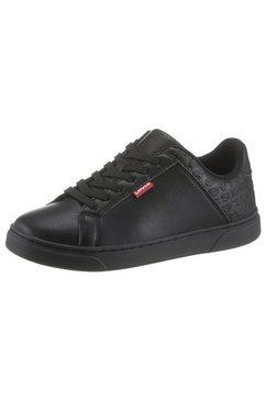 levi's sneakers »caples w« zwart