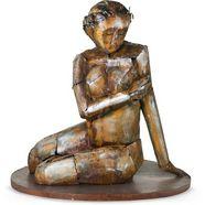 gilde gallery decoratief figuur sculptuur sensuele schoonheid (1 stuk) bruin