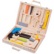 new classic toys speelgoed-gereedschapskoffer (set, 12-delig) multicolor