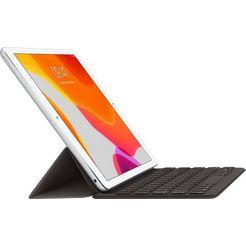 apple ipad-toetsenbord smart keyboard voor ipad (7e generatie) en ipad air (3e generatie) zwart