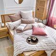 couch ♥ highboard fijne vlechtwerk met rotan-vlechtwerk inzet, afgerond model beige