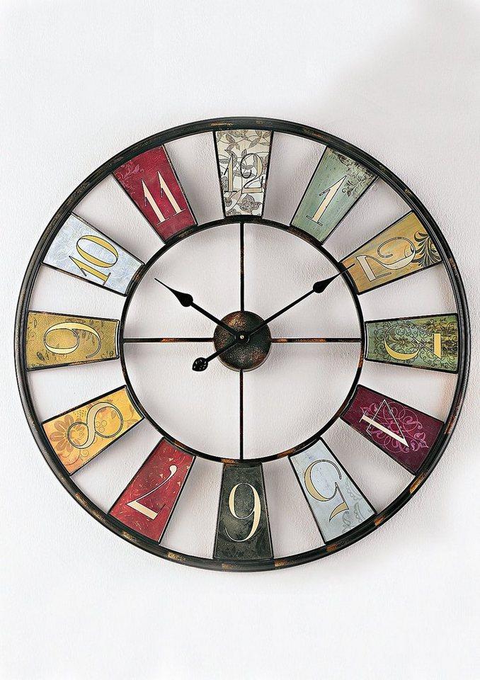 Mailord Wandklok Wheel - WOOSE.NL - Voor jou gevonden