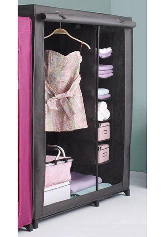 Garderobekast, Wenko, met mobiele wassorteerder (6 vakken)