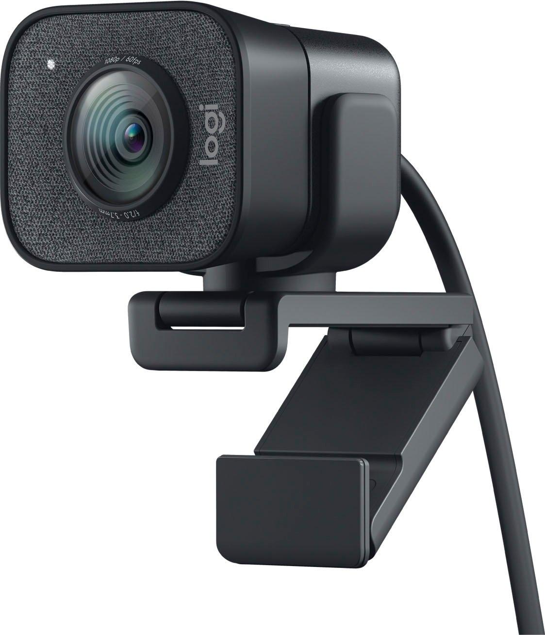 Logitech »StreamCam« webcam voordelig en veilig online kopen
