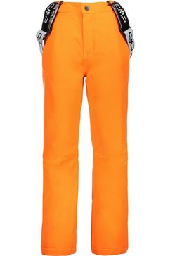 cmp skibroek »salopette« oranje