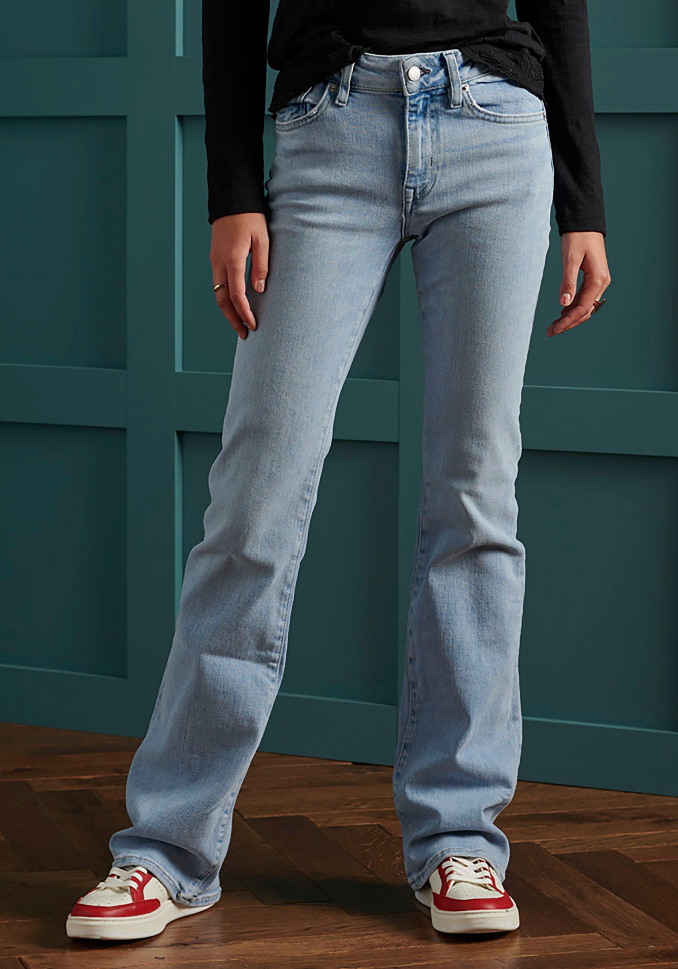 Superdry bootcut jeans nu online bestellen