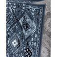 delavita vloerkleed almedina orintaals decor, woonkamer grijs