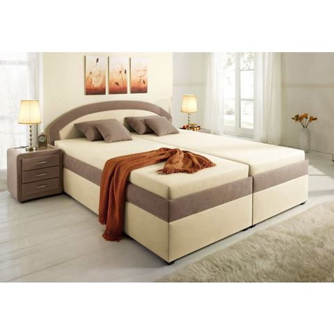 Bed Maintal Made in Germany vast binnenveringsinterieur H2 vast binnenveringsinterieur H2 Maintal 226311