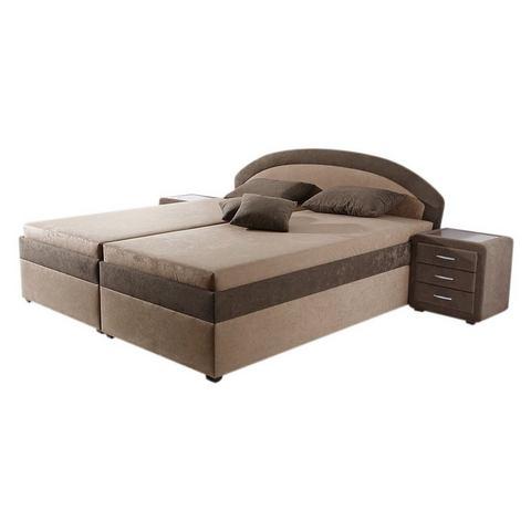 slaapkamer nachtkastje Maintal Made in Germany bruin 380