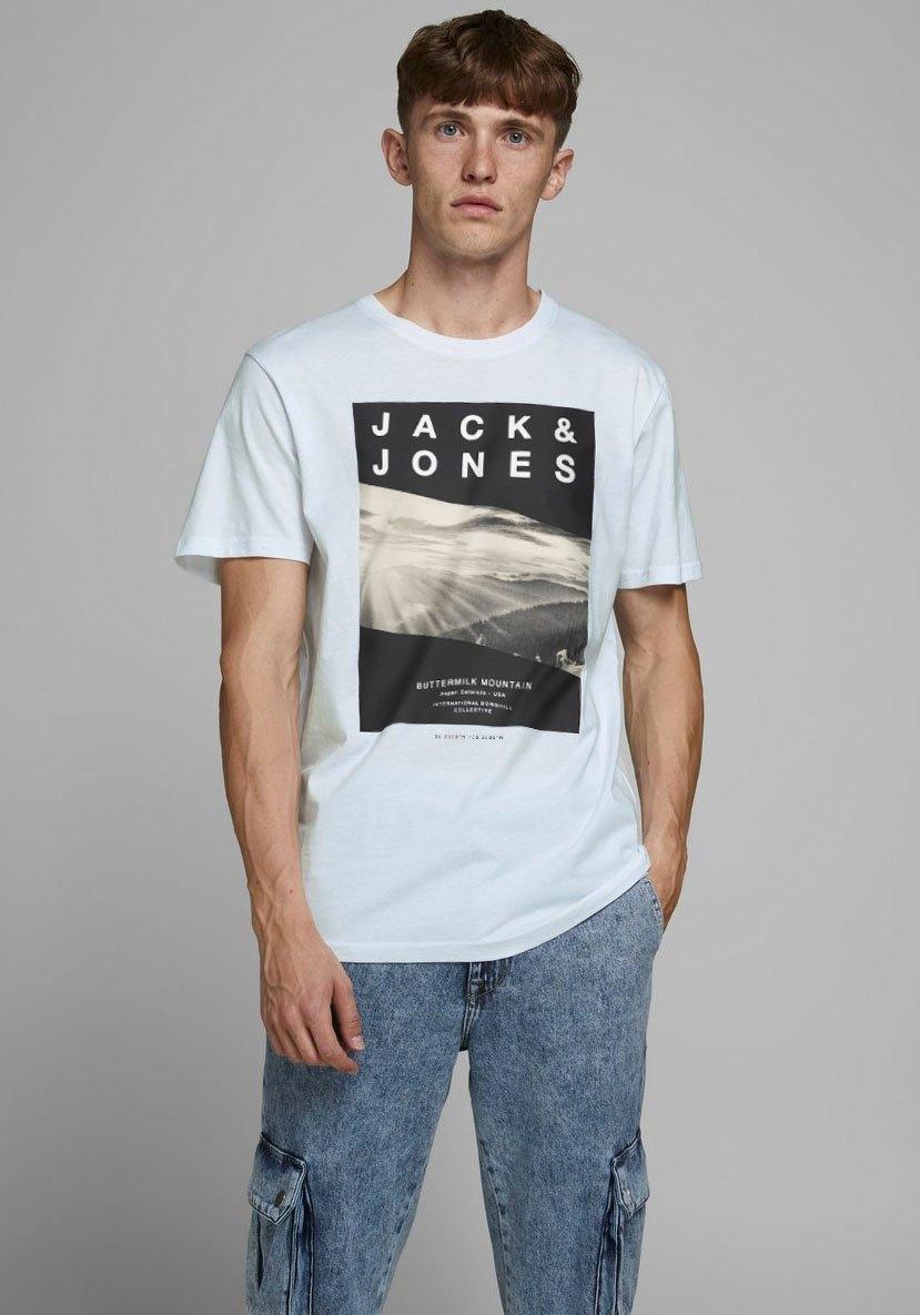 Jack & Jones T-shirt »Brandly Tee« online kopen op otto.nl