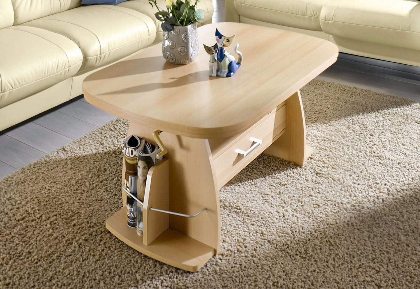 Salontafel, Made in Germany