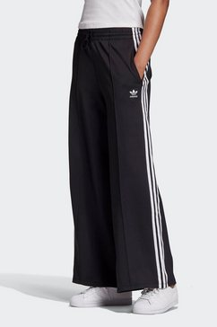 adidas originals trainingsbroek »primeblue relaxed wide leg« zwart