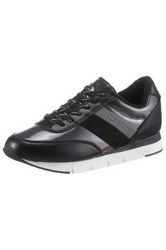 calvin klein sneakers »tea« zwart