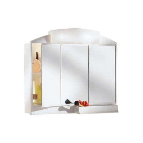 kast witte badkamer spiegelkast 78