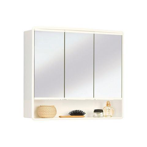 kast witte badkamer spiegelkast 73
