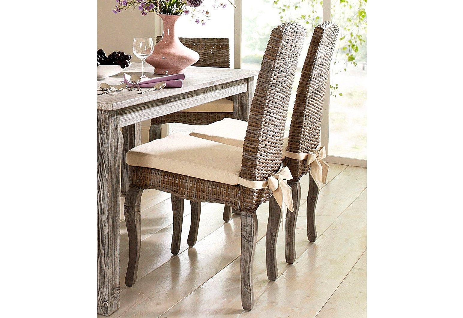 Home affaire rotanstoel rotan stoel in een set van 2 (set, 2 stuks) in de webshop van OTTO kopen