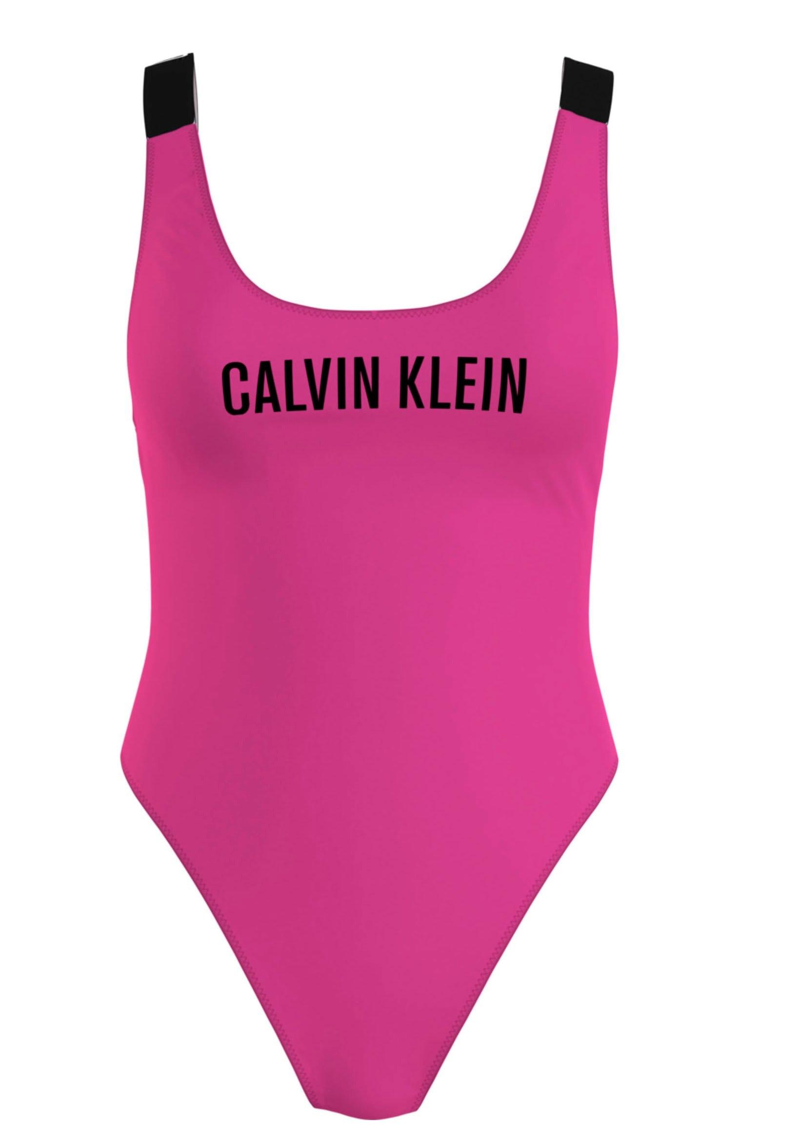 Calvin Klein badpak met zeer hoge beenlijn - gratis ruilen op otto.nl