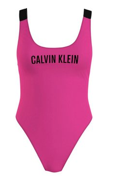 calvin klein badpak roze