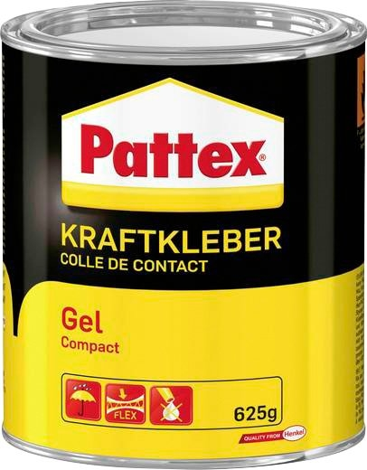 Pattex Lijm Gel Compact voor buigbare staven, gebruiksklaar, 625 g bij OTTO online kopen