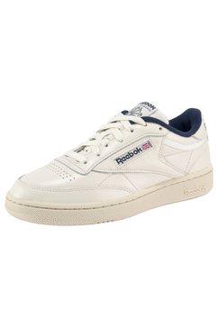 reebok classic sneakers club c 85 mu wit