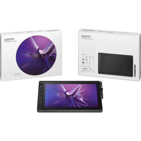 Wacom MobileStudio Pro DTHW1621HK0B grafische tablet 5080 lpi 346 x 194 mm USB-Bluetooth Zwart