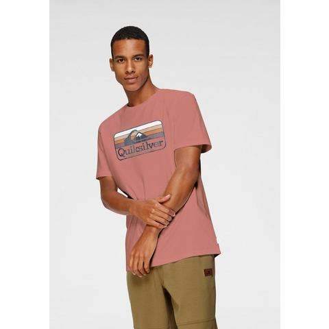 Quiksilver T-shirt DREAMERS OF THE SHORE