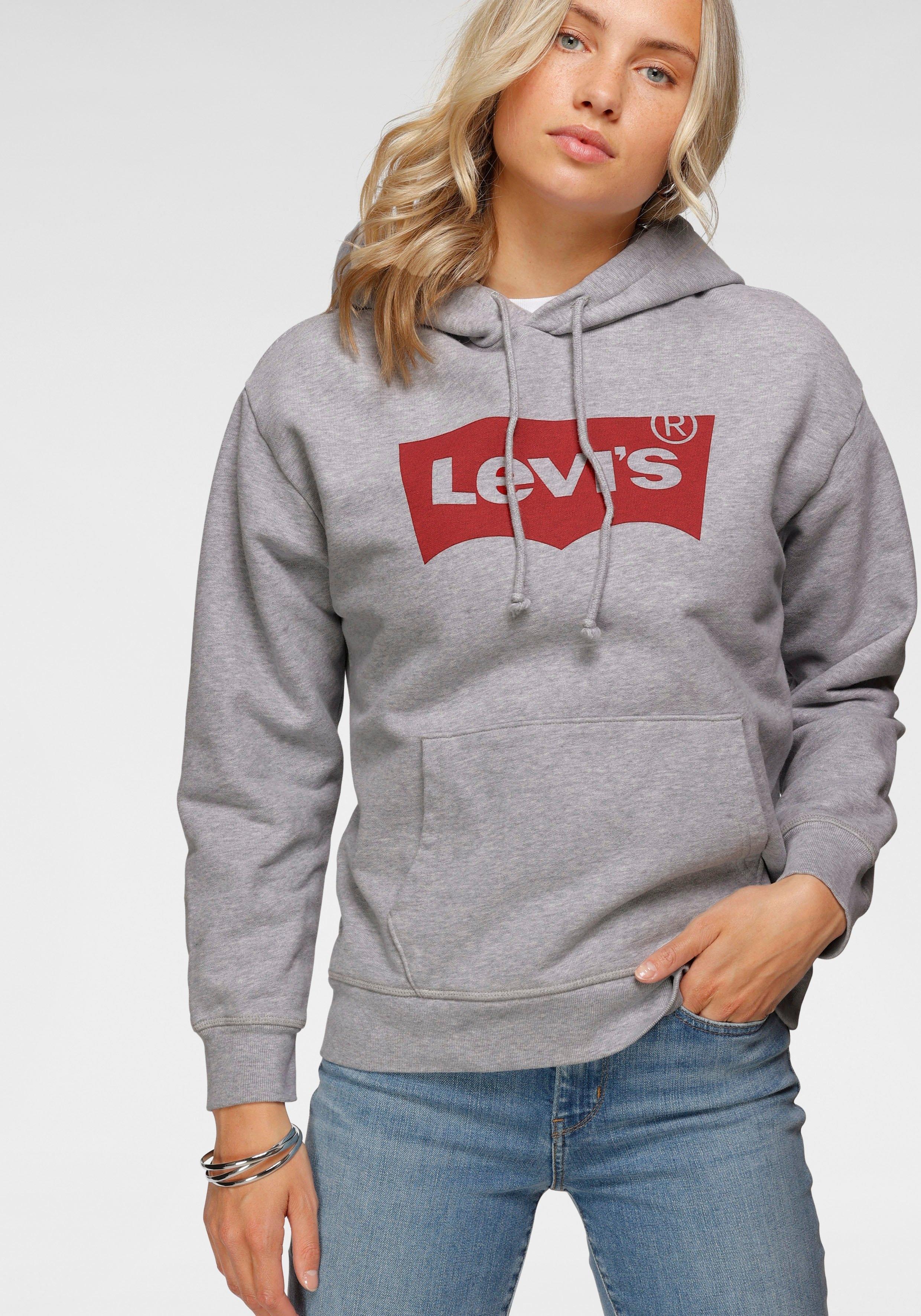 Levi's hoodie Graphic Standard met batwing-print - gratis ruilen op otto.nl