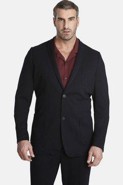 charles colby colbert sir stanley van elastische jersey zwart