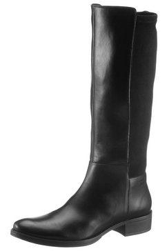 geox laarzen met ritssluiting »laceyin« zwart