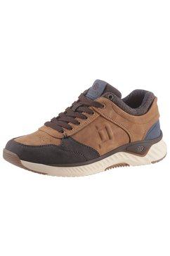 dockers by gerli sneakers in meerkleurige look bruin