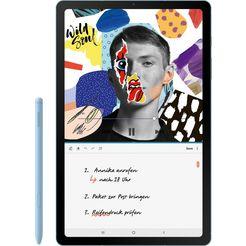 samsung tablet galaxy tab s6 lite wifi blauw