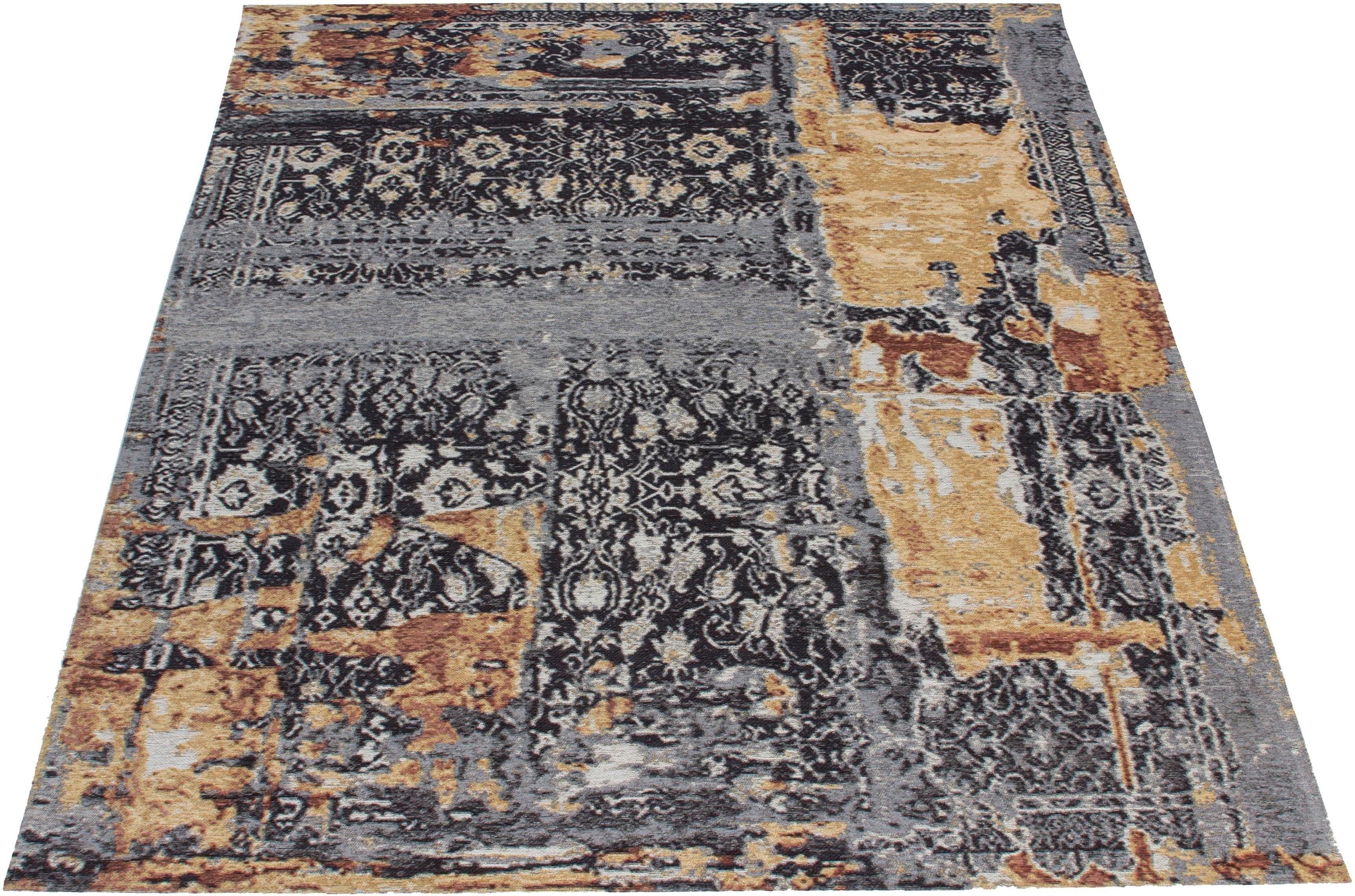 DELAVITA vloerkleed Cara Vintage-design, woonkamer nu online bestellen