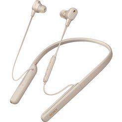 sony in-ear-hoofdtelefoon wi1000xm2 headset met microfoon zilver