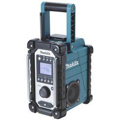 makita bouwplaatsradio dmr 107 7,2-18 v blauw