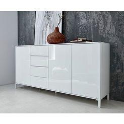 trendteam dressoir »sheldon« wit