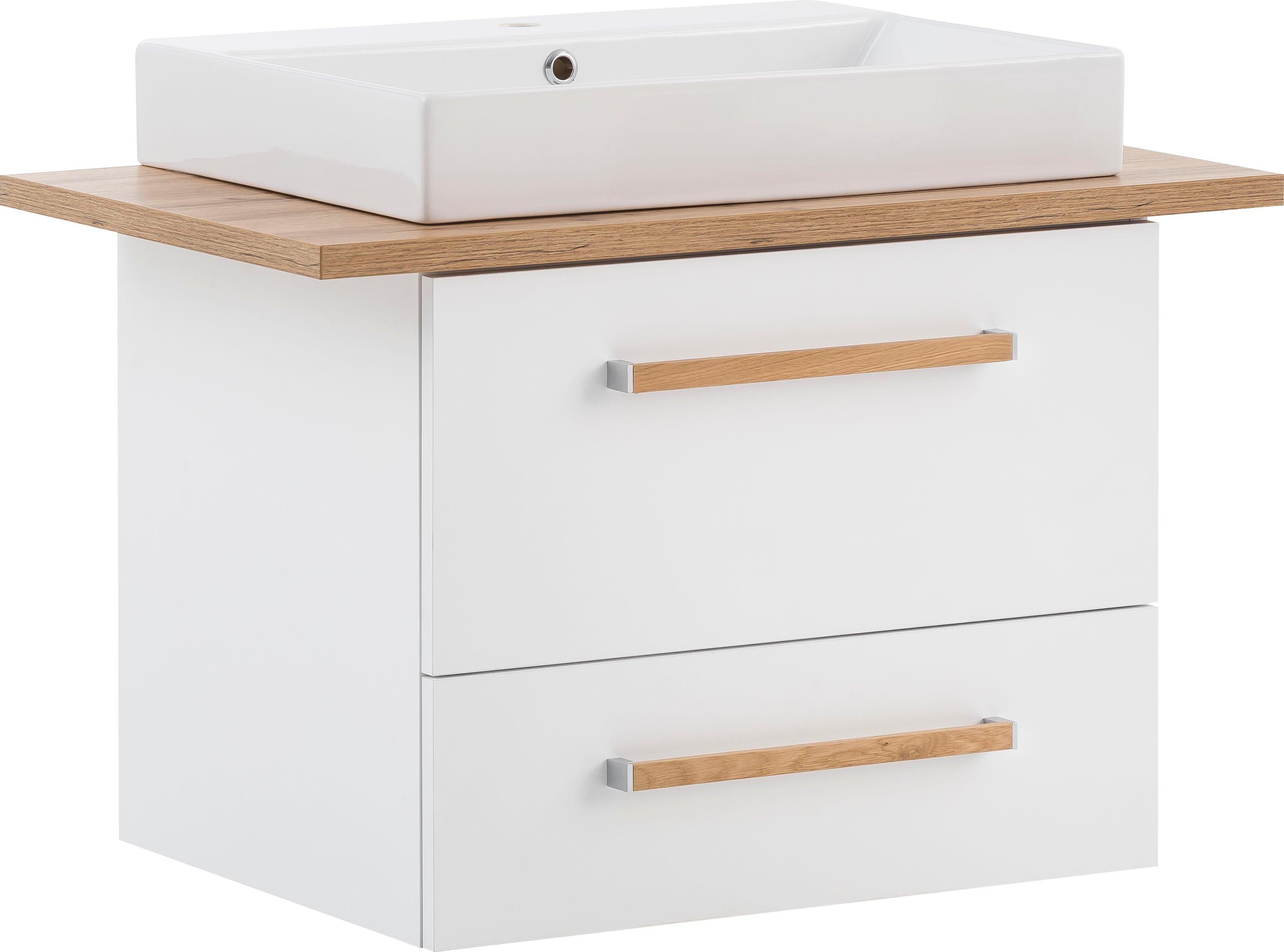 Schildmeyer wastafelonderkast Duo 80 cm breed nu online kopen bij OTTO