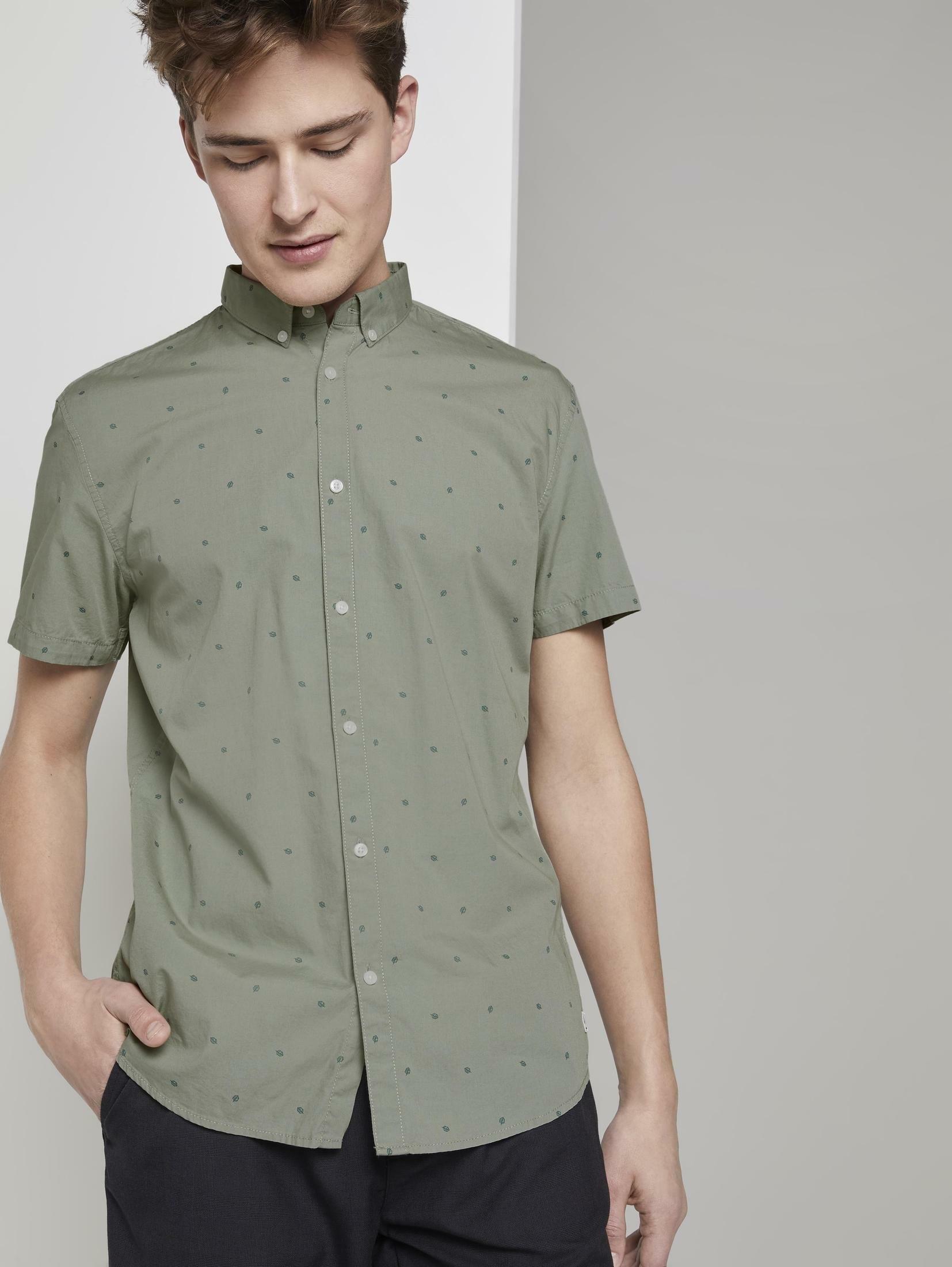 Tom Tailor Denim overhemd met korte mouwen in de webshop van OTTO kopen