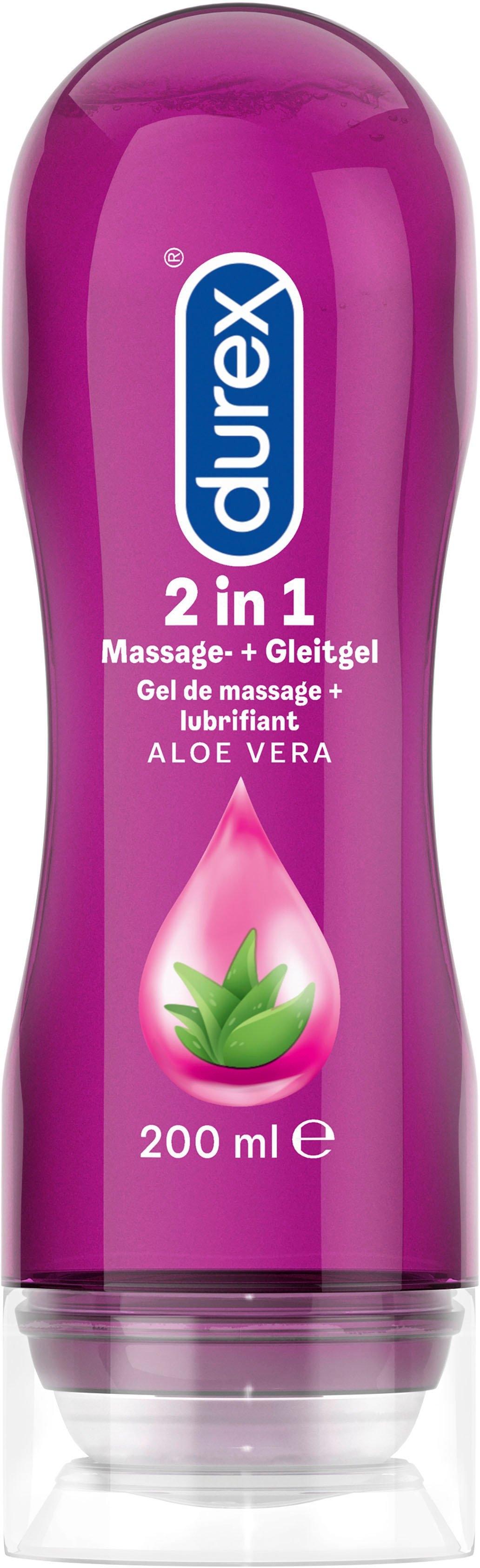 durex glij- en massagegel 2in1 Aloe Vera nu online bestellen