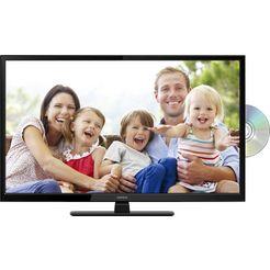 lenco »dvl-2862« led-tv zwart