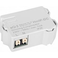 homematic ip »dimmerkompensator« smart-home-station wit