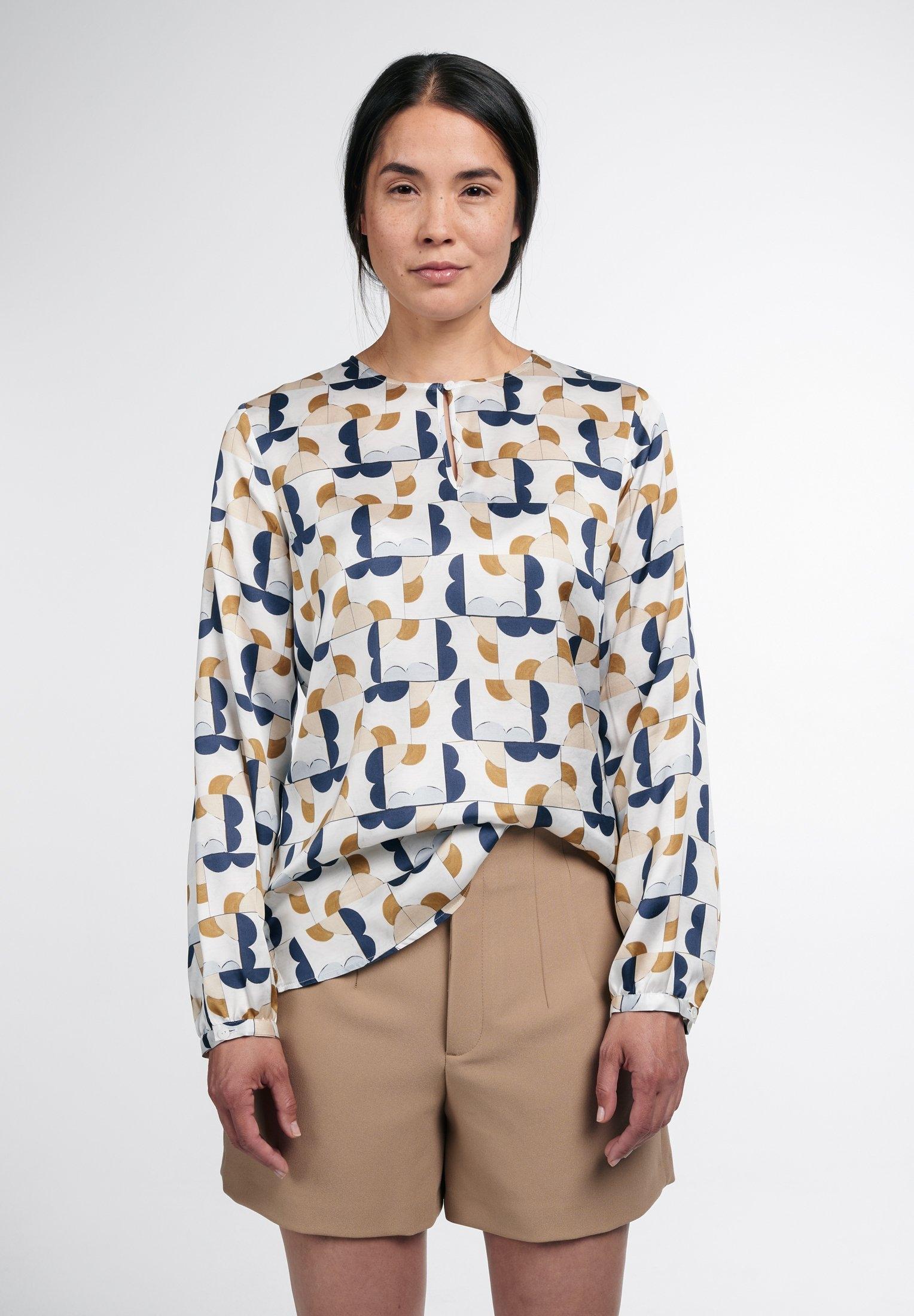 Eterna blouse met lange mouwen 1863 by ETERNA - PREMIUM CLASSIC FIT in de webshop van OTTO kopen