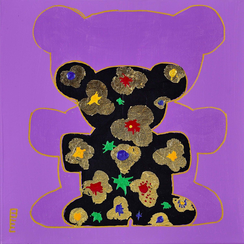 queence artprint op linnen Bears V (1 stuk) goedkoop op otto.nl kopen