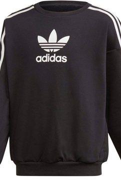 adidas originals sweatshirt »crew« zwart
