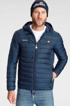 ellesse gewatteerde jas lombardy padded jacket blauw