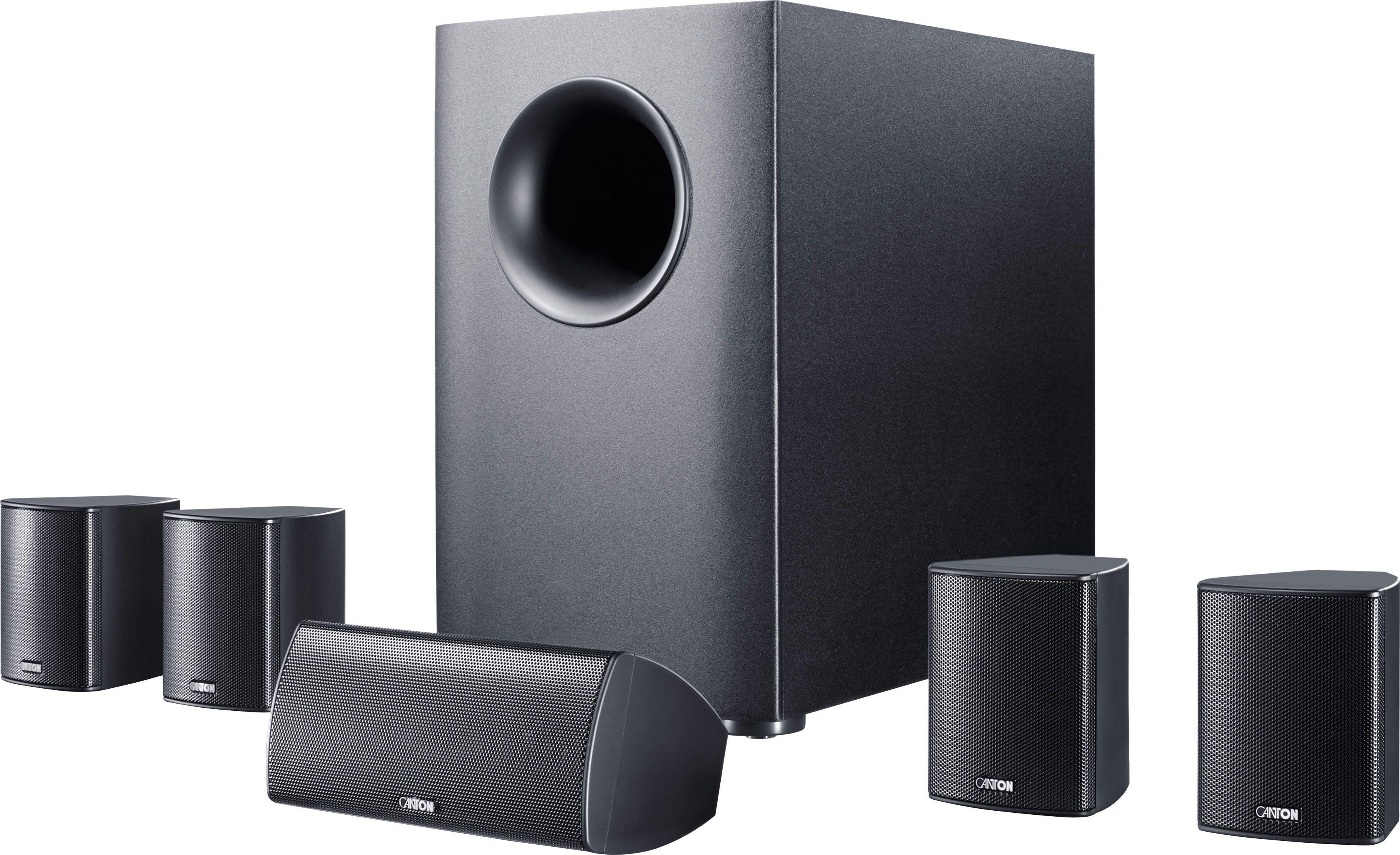 CANTON 5.1-luidsprekersysteem Movie 135 voordelig en veilig online kopen